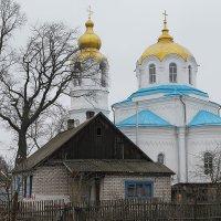 Дисна- самый маленький город в Беларуси :: Лариса Кайченкова