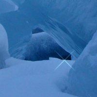 Ледяное безмолвие :: Владимир Гилясев