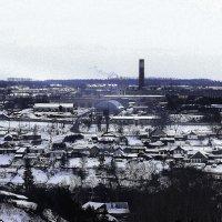 Вид на старую часть города :: Ольга Чазова