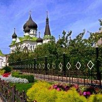 Киево-Покровский монастырь :: Андрей Зелёный
