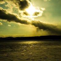 Солнце за облаками :: Ilona An