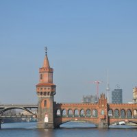 Мост на Шпрее :: Юрий Соколов