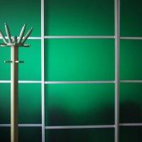 зелёная стена :: Юрий Бондер