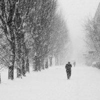 мартовский снег :: Виталий Исаев