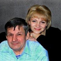 Отец и дочь :: Анатолий