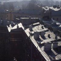 Люблю крыши :: G Nagaeva