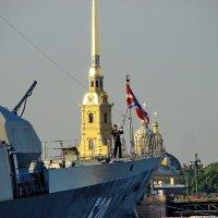 ...флаг и гюйс поднять! :: Владимир Гилясев