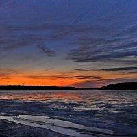 весенний закат :: Андрей Куприянов