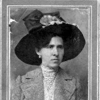 Бречалова (Лаврова) Мария Алексеевна. 1913 г. :: Олег Афанасьевич Сергеев