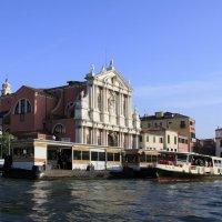 транспорт Венеции :: Лидия кутузова