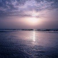 Там, где пустыня встречается с морем :: Дмитрий Есенков