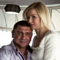 Александр и Ольга :: Максим Цыбак