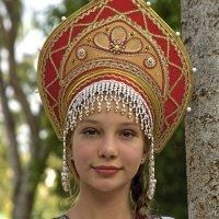 Русская краса :: Нина Ковзель