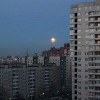 За полчаса до восхода... :: navalon M