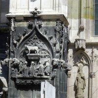 Фрагмент фасада Регенсбургского собора :: Игорь Липинский