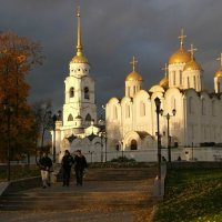 В лучах заката! :: Владимир Шошин