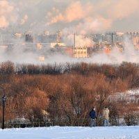 Вдыхаем до одури запах зимы... :: Ирина Данилова
