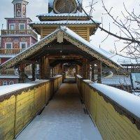 прогулки по Измайловскому Кремлю :: Эльмира Суворова