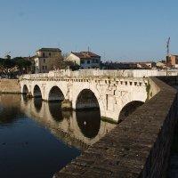 Мост Тиберия. Римини. :: Евгений К
