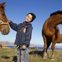 С конями ,лошадями) :: Геннадий Валеев