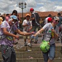 Карнавал в Куско :: Елена Жукова