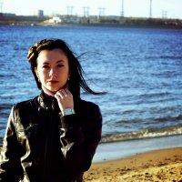 на Волге :: Олечка Зайцева