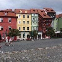 Городская палитра. г.Хеб, Чехия :: Lmark