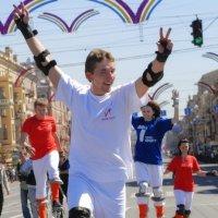 Питерские карнавалы 3 :: Цветков Виктор Васильевич