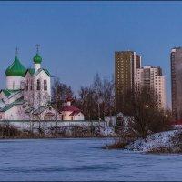 Церковь св.Сергея Радонежского :: Валентин Яруллин