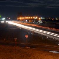 ночное движение :: Александр Курило