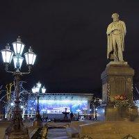 Пушкинская площадь :: Тарас Золотько