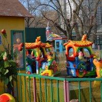 детский парк :: Светик Ногих