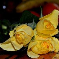 О желтом ... :: Маry ...