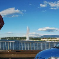 Прогулка по Женеве :: Ольга Теткина