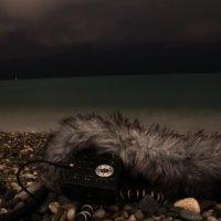 Ночь на берегу :: Борис Корсаков