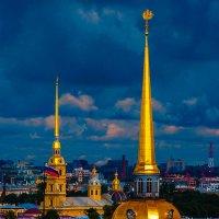 Стрелы шпилей :: Александр Неустроев