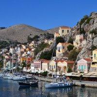 Греция, о. Сими :: elena. K