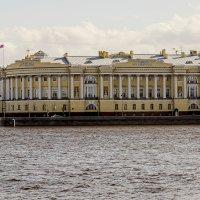 Санкт-Петербург, здание Конституционного суда РФ :: Александр Дроздов