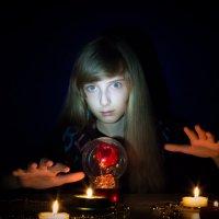 Магический обряд. :: Светлана Шаповалова