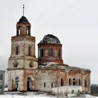 Заброшенный храм :: Ирина Хайруллина