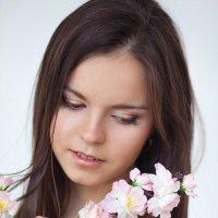 Девушка Весна :: юлия данько Julia Danko