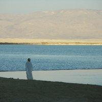 Из израильских впечатлений:  Мертвое море :: Анатолий Бастунский