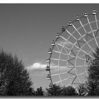 Два колеса обозрения :: Saniya Utesheva