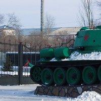 Бронетехника которая помогла приблизить конец войны. :: Viktor Сергеев
