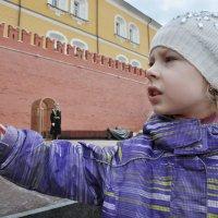 Но все дороги русские сходились у Кремля... :: Ирина Данилова