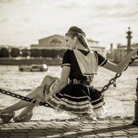 Портрет со спины. :: Анна Тихомирова