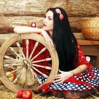 Фотопроект «Деревенские зарисовки» :: Никита Живаев