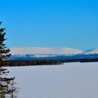 Утро в Хибинах :: Александр Кокоулин