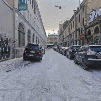 Москательный  переулок :: ник. петрович земцов