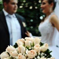 Жених и невеста :: Карине Чрикян